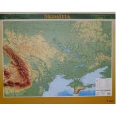 Україна м-б 1:1 650 000 (в рамі)