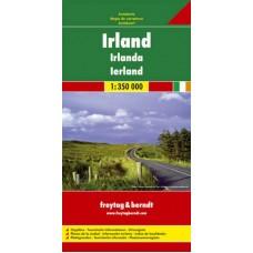 Ірландія. Карта автошляхів / Irland. Autokarte
