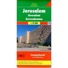Єрусалим. План міста