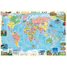 My First World Map
